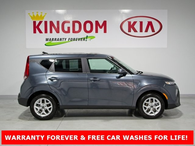 New 2020 Kia Soul S 4d Hatchback In Rolla 30009102 Kingdom Kia