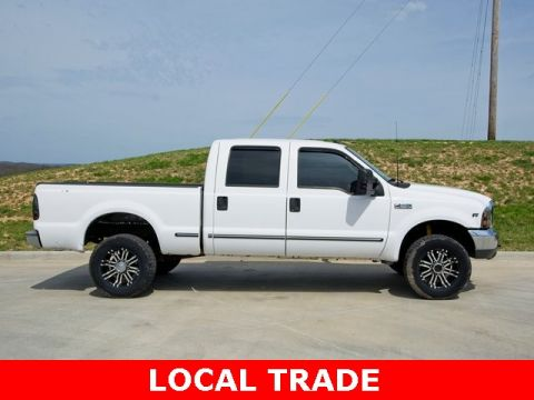 Pre-Owned 1999 Ford F-250SD XL