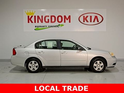 Pre-Owned 2005 Chevrolet Malibu LS FWD 4D Sedan