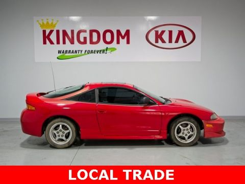 Pre-Owned 1999 Mitsubishi Eclipse GS