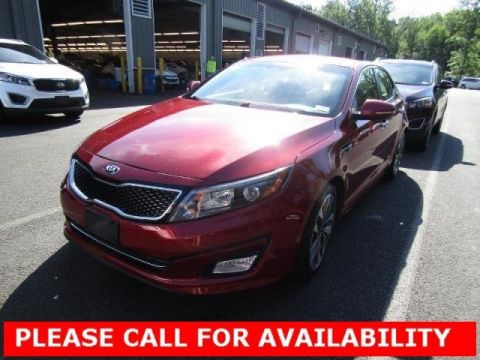 Certified Pre-Owned 2015 Kia Optima SX