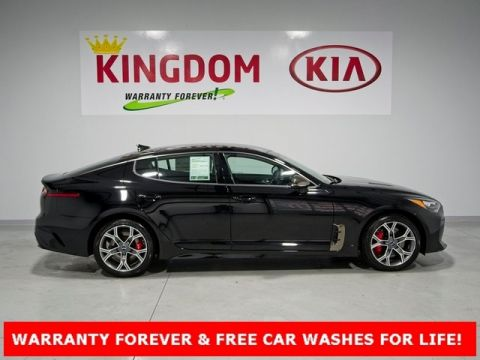 New 2019 Kia Stinger GT