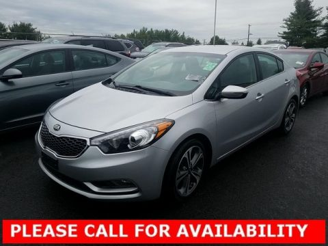 Pre-Owned 2016 Kia Forte EX FWD 4D Sedan